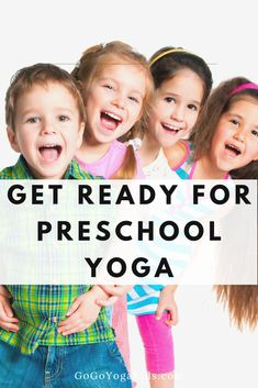 Our Kids Yoga & Mindfulness Teacher Training online course will walk you exactly how to do yoga for preschoolers in the school, home, or other activities. Kids Yoga Poses, Yoga For Kids, Preschool Yoga, Summer Camp Themes, Yoga Lessons, Mindfulness For Kids, Partner Yoga, Kids Class, Yoga Challenge