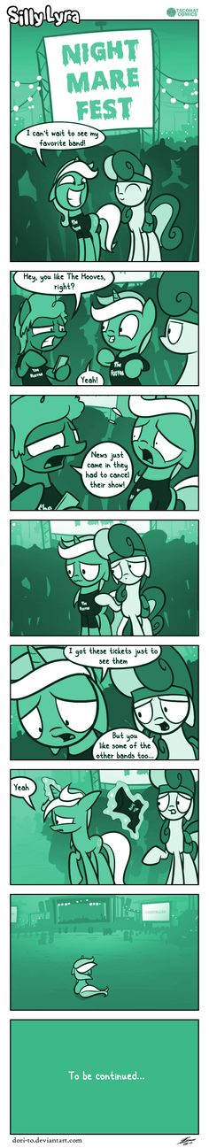 Silly Lyra - Night Mare Fest - Part I by Dori-to My Little Pony Comic, Pony O, Mlp Memes, Mlp Comics, Steven Universe, Awesome Stuff, Festive, Ships, Boats