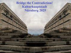 'Bridge the Contradiction! Nürnberg 2025 XLI' von Martin Blättner bei artflakes.com als Poster oder Kunstdruck $15.77