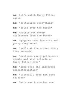 Oh gosh this is so accurate