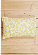 Print & Plain Cotton Pillowcase