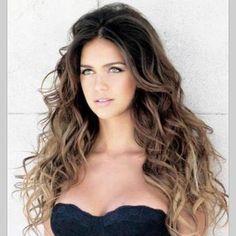 #LongHair Ideas -  Long #HairStyles #hairstyles with #WatermansGrowMeShampoo