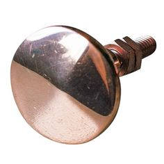 Copper cabinet knob from Grace & Glory | Kitchen handles | Kitchen | PHOTO GALLERY | Beautiful Kitchens | Housetohome.co.uk