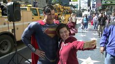 Superman Returns: Impersonator comes back to Hollywood