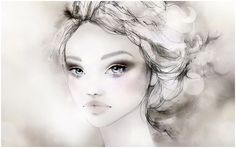 GIRLS BY JOANNE YOUNG - Девушки, парни, дети - Картинки - Картинки - Гламик.Ру