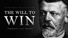 Read by Shane Morris - The Will to Win by Berton Braley If you want a thing bad enough To go out and fight for it, Work day and night for it, Give up ...