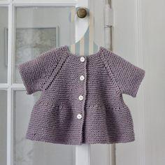 Strik til baby Archives - susanne-gustafsson. God Mad, Baby Knitting Patterns, Knit Crochet, Peplum, Sweaters, Bomuld, Fashion, House, Moda