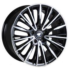 DIAMOND SURGE BLACK POLISHED alloy wheels at…