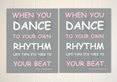 Tap dancing dance wall art girls wall art teen by PicabooArtStudio