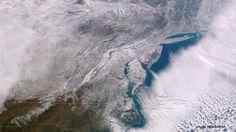 Northeast snow, Winter 2014
