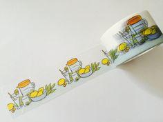 Summer Lemonade Washi Tape
