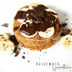 Vegane Pancakes Hashimoto, Breakfast, Food, Food Items, Food Food, Almond Milk, Gluten Free Recipes, Food Portions, Acre