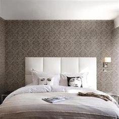 Modele tapet New Skin New Skin, Modern, Interior Design, Wallpaper, Bed, Furniture, Home Decor, Interiors, Cots