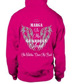 MARGARET IS MY GUARDIAN ANGEL