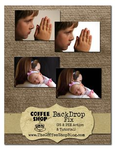 The CoffeeShop Blog: CoffeeShop BackDrop Fix Action and Tutorial!