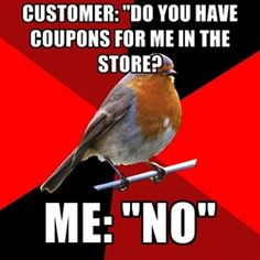 Retail Robin - Most popular images all time - page 30   Meme Generator