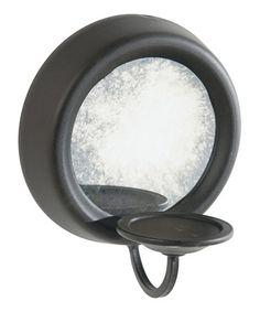 Look what I found on #zulily! Mirror Candleholder #zulilyfinds