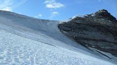 Close to Breithorn pass.