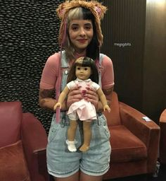 Find images and videos about doll, melanie martinez and crybaby on We Heart It - the app to get lost in what you love. Mel Martinez, Crybaby Melanie Martinez, Adele, Cry Baby, American Singers, American Girl, Crazy People, Hey Girl, Her Music