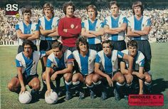 Football Team, Soccer Teams, Real Madrid, 1975, Running, Retro, Valencia, Color, Spanish