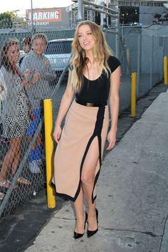Las mejor vestidas de la semana - Amber Heard - Michael Kors