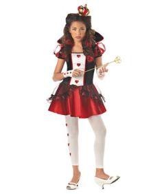 tween of hearts girls costume - Teenage Girl Pirate Halloween Costumes