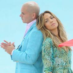 J-Lo, Pitbull Video Shoot Dogged by Gunshots   The Gossip Wire   Gossip   MyDailymoment.com