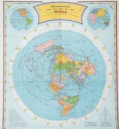 Flat Earth Exposed As A Jesuit PSYOP, The Earth Is Globe Shaped