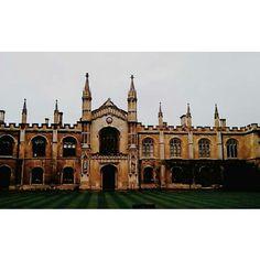 Cambridge University King's College
