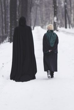 S.Snape and D.Malfoy by B1802 on DeviantArt