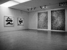 YU-ICH (Inoue Yûichi), YU-ICHI / UECKER, Langen Foundation, Neuss, 2005