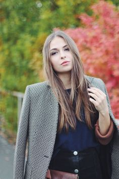Suede for fall on vogueetvoyage.com #fashion #outfit #fashionblog #style