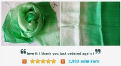 Silk scarf-Handwoven-Hand dyed-Natural silk-Pure silk-Raw silk-Thai silk-Bridal Accessories-Gift for her-Silk accessories-Wedding gift https://www.etsy.com/listing/463211153/