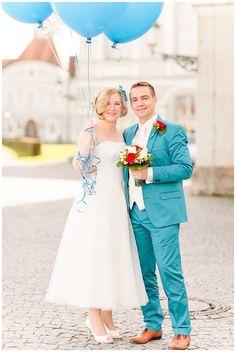 Farbenfrohe Hochzeit im Palmenhaus Nymphenburg von  Annne-Kathrin Kruschè