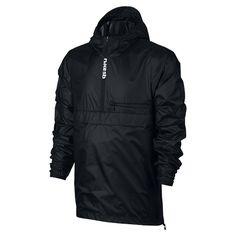 Nike SB Packable Anorak Men's Jacket Size Medium (Black)