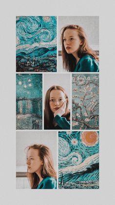 Anne with an E cast wallpaper (AB) pg: teen.