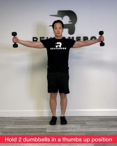 Shoulder Rehab Exercises, Back And Shoulder Workout, Strength And Conditioning Coach, Hand Massage, Rotator Cuff, Weightlifting, Workout Videos, At Home Workouts, Channel