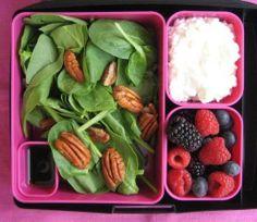Ten Ways to Avoid a Packed Lunch Slump