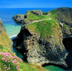 Carrick-a-Rede, Észak-Írország