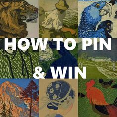 Each of your Likes & Repins takes part  in our prize draw automatically.The prize draw is divided into two parts:One ending in Sept/2016, the other in Jan/2017.The 50 most popular works can be found here on January 16, 2017.  Winners will be contacted via Pinterest & asked to get in touch via e-mail.If winners fail to claim their prizes within two weeks, they shall be forfeited. Prizes are non-redeemable. Decisions are final,& any recourse to courts of law is excluded.