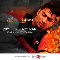 Catch Pro Kabaddi champs U Mumba in their quest to #BringItBack at their home venue.