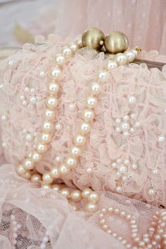 June Bride, Vintage Prom, Pearl And Lace, Pearl Color, Here Comes The Bride, Color Themes, Girly Things, Pretty In Pink, Beauty Hacks