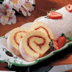 Prize-Winning Jelly Roll Recipe -Twice I've won first place at our county fair with this recipe. I enjoy trying new recipes and cooking for my family and guests.