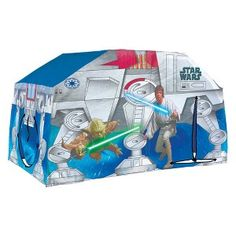 Playhut Star Wars 2 in 1 Bed Topper and Tent