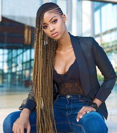 Welcome to the topic of african american hairstyles for women. Our topic is the magnificent black hair women's hairstyles. Box Braids Hairstyles, Lemonade Braids Hairstyles, Braids Hairstyles Pictures, Braided Hairstyles For Black Women, African Hairstyles, Amazing Hairstyles, Mohawk Hairstyles, Updo Hairstyle, Latest Hairstyles