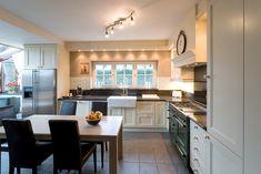 Landelijke keukens - Hoskens interieurstudio  #kitchen