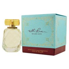 Hilary Duff perfume With Love - way better than you might think!