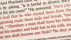 God Apologizes For Gendered Language In Bible