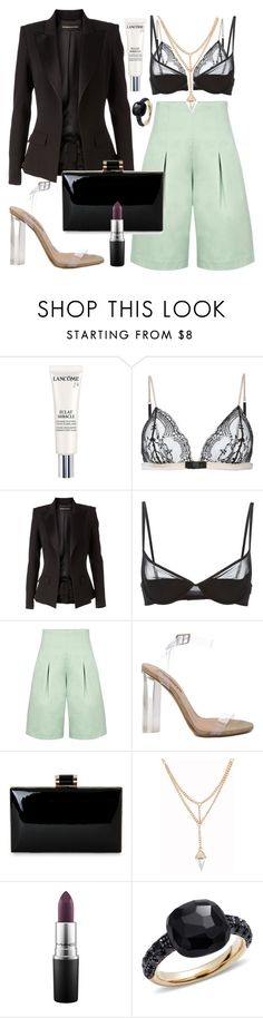 """Refresh 6"" by cece-cherry ❤ liked on Polyvore featuring Lancôme, Maison Close, Alexandre Vauthier, Paper London, YEEZY Season 2, MAC Cosmetics, Pomellato, NightOut, mac and maccosmetics"