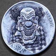 NARIMANTAS PALSIS HOBO NICKEL - 1935 BUFFALO NICKEL